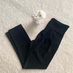 ARITZIA / WILFRED / STRAIGHT FOLD OVER DRESS PANT